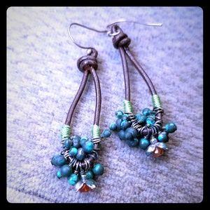 Jewelry - Fun handmade earrings